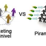 Diferencias entre Negocio Multinivel y Sistema Piramidal