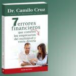 7 errores financieros, que cometen los empresarios del multinivel y venta directa